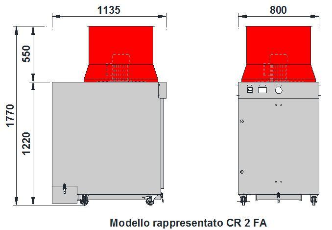 CR2 box filtro assoluto