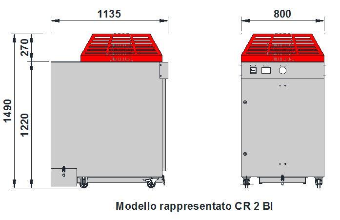CR2 box insonorizzante